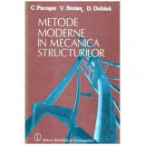 Metode moderne in mecanica structurilor