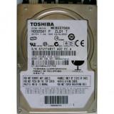 """Cumpara ieftin Toshiba MK8037GSX 80 GB,hard hdd laptop 5400 RPM,2.5"""" serial ata SATA 80gb giga"""