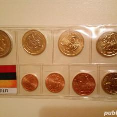 Vand set monede Euro Lituania 2015,calitate lux UNC,nefolosita