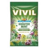 Bomboane Plante Naturale si Menta Fara Zahar 60g Vivil Cod: 4020400890038