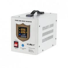 UPS CENTRALE TERMICE SINUS PUR 500W 12V KEMOT EuroGoods Quality
