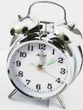 lCeas alarma Adler mecanic 3501-1 Argintiu 16.5x11.5 cm