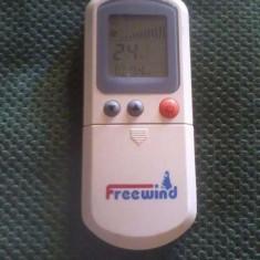 Telecomanda aer conditionat FREEWIND, ORIGINALA, AC!!!
