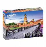 Cumpara ieftin Puzzle Alba-Iulia: Cetatea Alba Carolina, 1000 piese