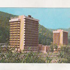 Bnk cp Calimanesti-Caciulata - Hotelurile Cozia si Caciulata - uzata, Circulata, Printata