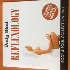 REFLEXOLOGY  - Body And Soul Collection DVD, Engleza