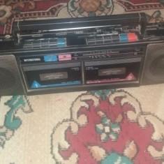 RADIOCASETOFON INTERNATIONAL VINTAGE-impecabil