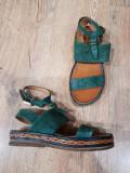 LICHIDARE STOC! Superbe sandale dama noi piele naturala integral comode 37
