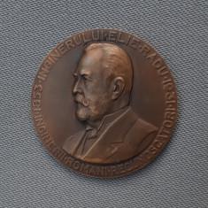 Medalie Inginerul Elie Radu - 1931 - Membru de onoare Academia Romana