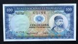 Cumpara ieftin Guine 100 escudos 1971 UNC  Nuno Tristao