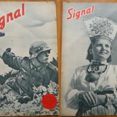 Revista Signal in limba romana , nr. 20 , Oct. 1941 ; Africa , Nipru , Rusia