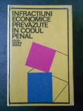 MARIA COCA-COZMA - INFRACTIUNI ECONOMICE PREVAZUTE IN CODUL PENAL