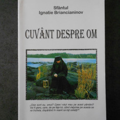 IGNATIE BRIANCIANINOV - CUVANT DESPRE OM