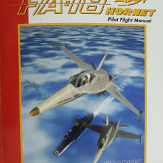 F/A - 18 Hornet. Pilot Flight Manual