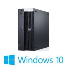 PC Refurbished Dell Precision T5600, 2 x E5-2620, Quadro K2000, Win 10 Home
