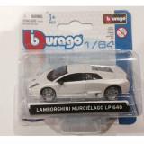 Macheta Masina Lamborghini Murcielago Generic Scara 1:64 White