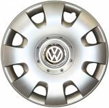 Set 4 Capace Roti Kerime R15, Potrivite Jantelor de 15 inch, Pentru VW Volkswagen, Model 304