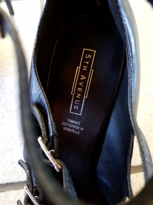 Pantofi piele stiletto