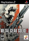 Joc PS2 Metal Gear Solid 2 - Sons of liberty