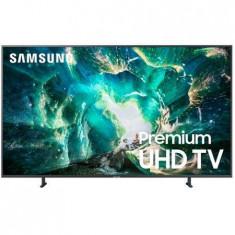 Televizor LED Samsung UE82RU8002UXXH Smart TV 4K UHD 82inch HDR 10+ HLG Dolby Digital Plus boxe 20W Bluetooth CI+ WiFi HDMI USB Negru