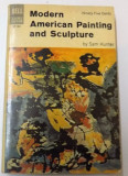 MODERN AMERICAN PAINTING AND SCULPTURE by SAM HUNTER , 1959