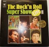 VINIL SELECTII  Various – The Rock 'N' Roll Super Show Live II  2XLP  - VG+  -