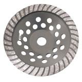 Disc diamantat turbo Proline de slefuire, 115 mm