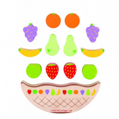Joc de echilibru Balanta fructelor