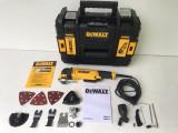 Multi Cut Electric Dewalt DWE315-qs Fabricatie 2018
