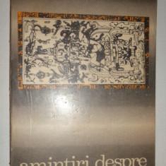 AMINTIRI DESPRE VIITOR = ERICH VON DANIKEN