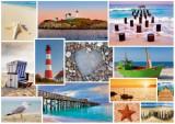 Puzzle Schmidt - 1000 de piese - By the sea
