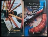 Alexis de Tocqueville - Despre democrație în America (2 vol.; cartonate)
