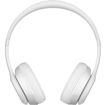 Casti Wireless Solo 3 On Ear Glossy Alb foto