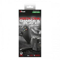 Charge and Play Kit TRUST Xbox One