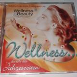 WELLNES MUSIC, CD