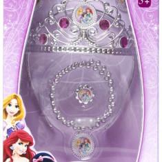 Set diadema şi bijuterii - Printesele Disney