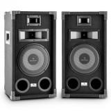 "Auna PA-800 Full-Range Speaker PA pereche 8 ""woofer"