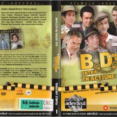 B D intra in actiune_film pe DVD_colectia Adevarul