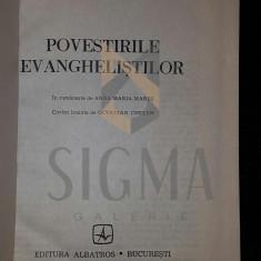 POVESTRILE EVANGHELISTILOR - ZENON KOSIDOWSKI