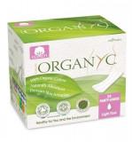 Absorbante zilnice organic individual, 24buc, Pronat