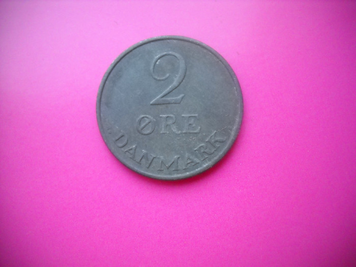 HOPCT DANEMARCA 2 ORE 1952