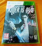 Killer is Dead Limited Edition XBOX 360, original și sigilat