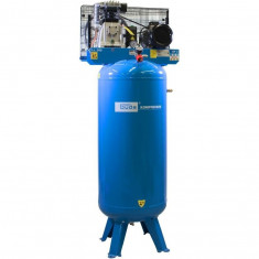 Compresor stationar cu piston dublu 3000 W Guede GUDE01747 200 L 10 bari