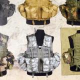 Cumpara ieftin Vestă tactică Mil-Tec, 8 buzunare, AT-Digital