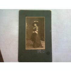 FOTOGRAFIE ANII 1900, REALIZATA DE A. GAZIADES, ATHENES-PIREE