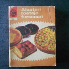 NATALIA TAUTU STANESCU - ALUATURI FOETAJE FURSECURI (Colectia Caleidoscop)