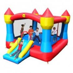 Happy Hop - Loc de joaca gonflabil pentru sarit - Super Castel