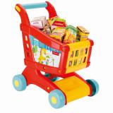 Carucior de cumparaturi cu accesorii PlayLearn Toys