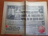 Evenimentul zilei 26 aprilie 1996- articol despre casatoria nadiei comaneci