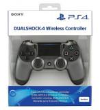 Controller Sony Dualshock 4 V2 Wireless Steel Black Ps4